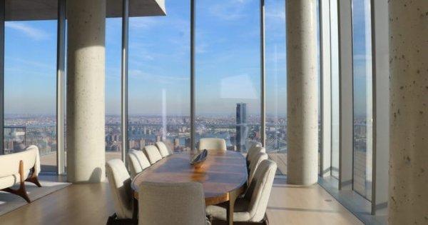 Khám phá căn penthouse 24,5 triệu USD bên trong tòa nhà biểu tượng của New York