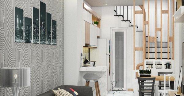 """Kiến trúc sư """"mách nước"""" cách thiết kế nhà phố nhỏ hẹp"""