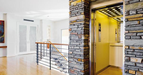 Những điều cần biết khi thiết kế, lắp đặt thang máy gia đình