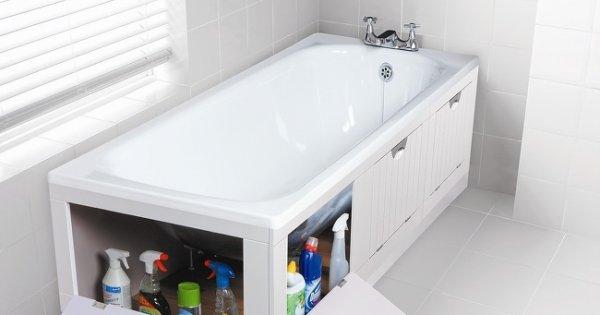 13 ý tưởng bài trí thông minh tối ưu hóa phòng tắm nhỏ