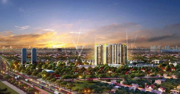 Cơ hội cuối cùng sở hữu căn hộ Osimi Phú Mỹ chỉ từ 779 triệu đồng