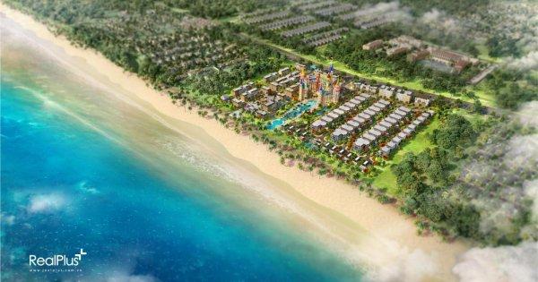 Wonderland Hồ Tràm - Lực hút mới trên thị trường bất động sản nghỉ dưỡng