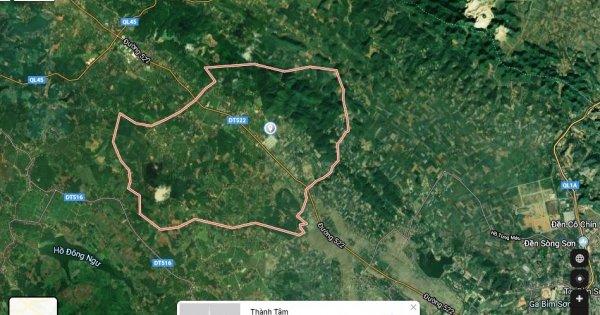 Thành lập cụm công nghiệp Vân Du 50ha tại Thanh Hóa