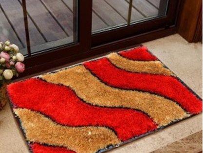 Phong thủy đối với thảm chùi chân ở cửa ra vào