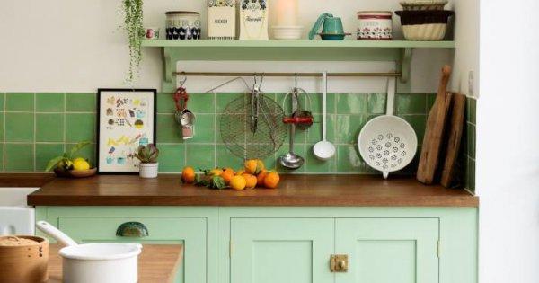 Gợi ý 15 tông màu được ưa chuộng nhất cho phòng bếp hiện đại