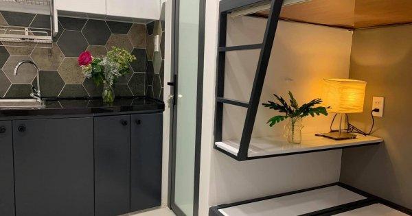 Mẫu thiết kế phòng trọ khép kín, diện tích nhỏ vẫn đảm bảo sang trọng, hút khách