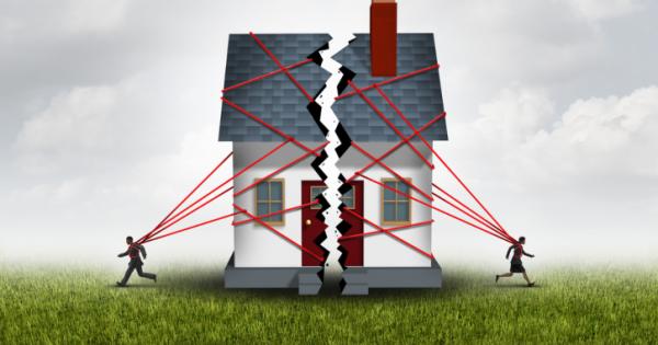 Các quy định pháp luật về chia nhà, đất khi ly hôn