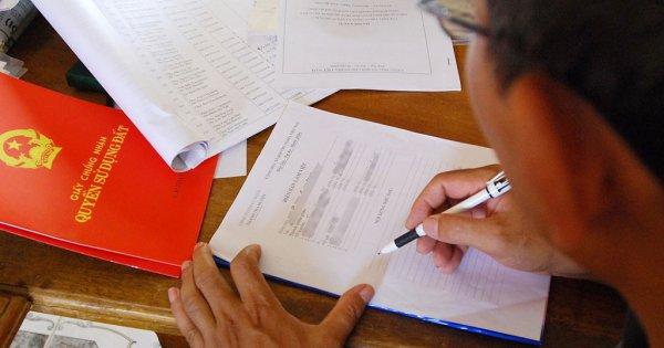 Chi tiết Nghị định mới về cấp sổ đỏ có hiệu lực từ năm 2021