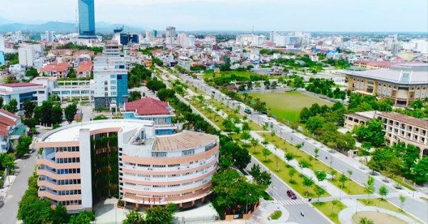 Xây dựng khu đô thị 4.500 tỷ đồng tại Huế