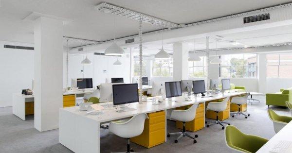 Những yếu tố của một văn phòng làm việc hiện đại