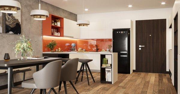 Khám phá 4 phong cách phối màu cực chất cho căn hộ hiện đại