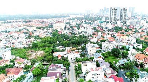 Điều chỉnh quy hoạch dự án 6,8915ha tại phường Thảo Điền