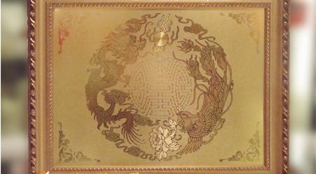 Ý nghĩa của việc treo tranh đồng theo phong thủy