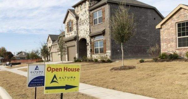 Doanh số bán nhà tại Mỹ giảm mạnh nhất kể từ năm 2015