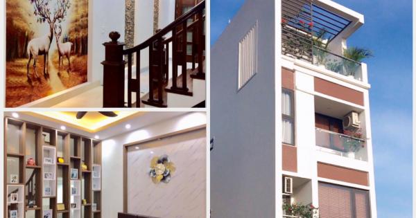 Vợ chồng trẻ Hà Nội chia sẻ kinh nghiệm làm nhà 4 tầng tiện nghi với chi phí 1,8 tỷ đồng