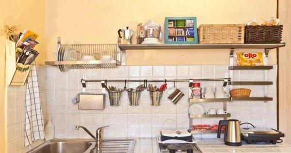Nhà bếp nhỏ đến mấy cũng gọn gàng nhờ 10 ý tưởng lưu trữ tuyệt vời này